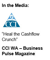 in media cci cashflow